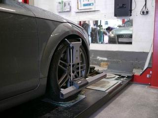 4 Wheel Alignment Sussex