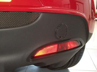 Alfa Mito Carbonio rear light trim
