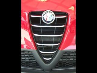 Mito front grill spolier