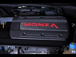 Monza Sport carbon engine cover